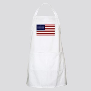 The Union Civil War Flag Apron